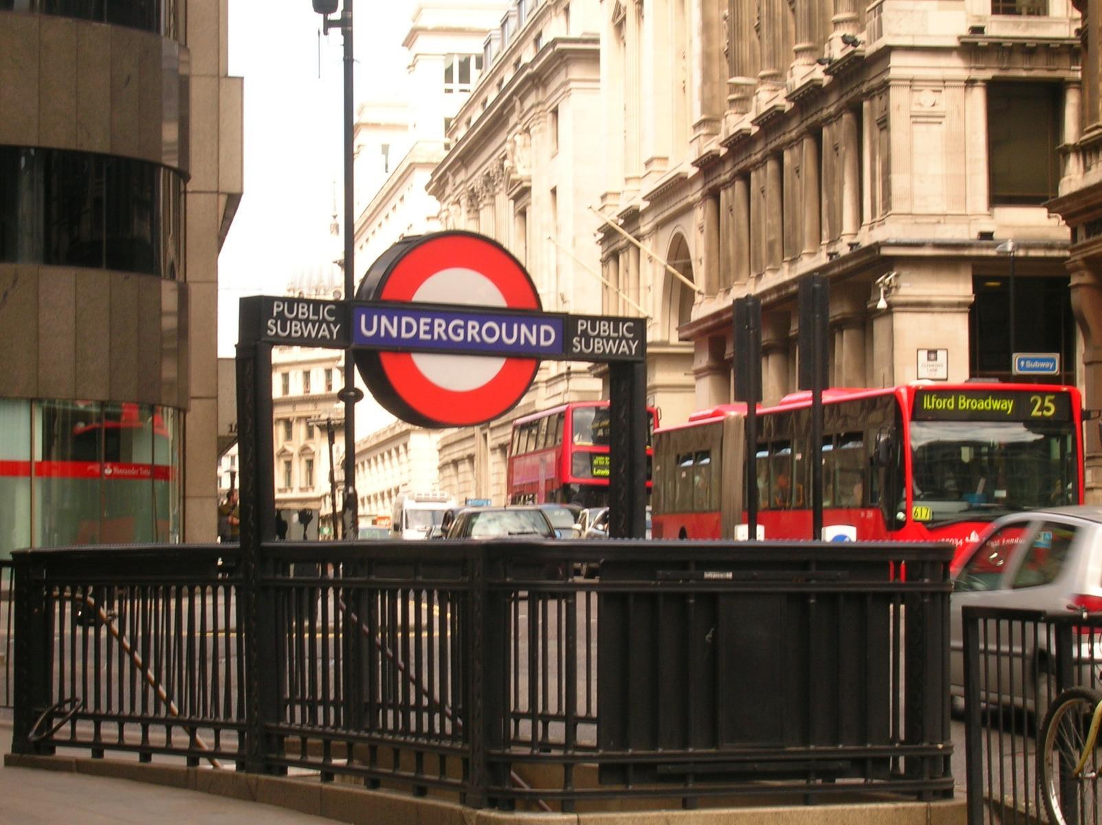 Londra città intramontabile
