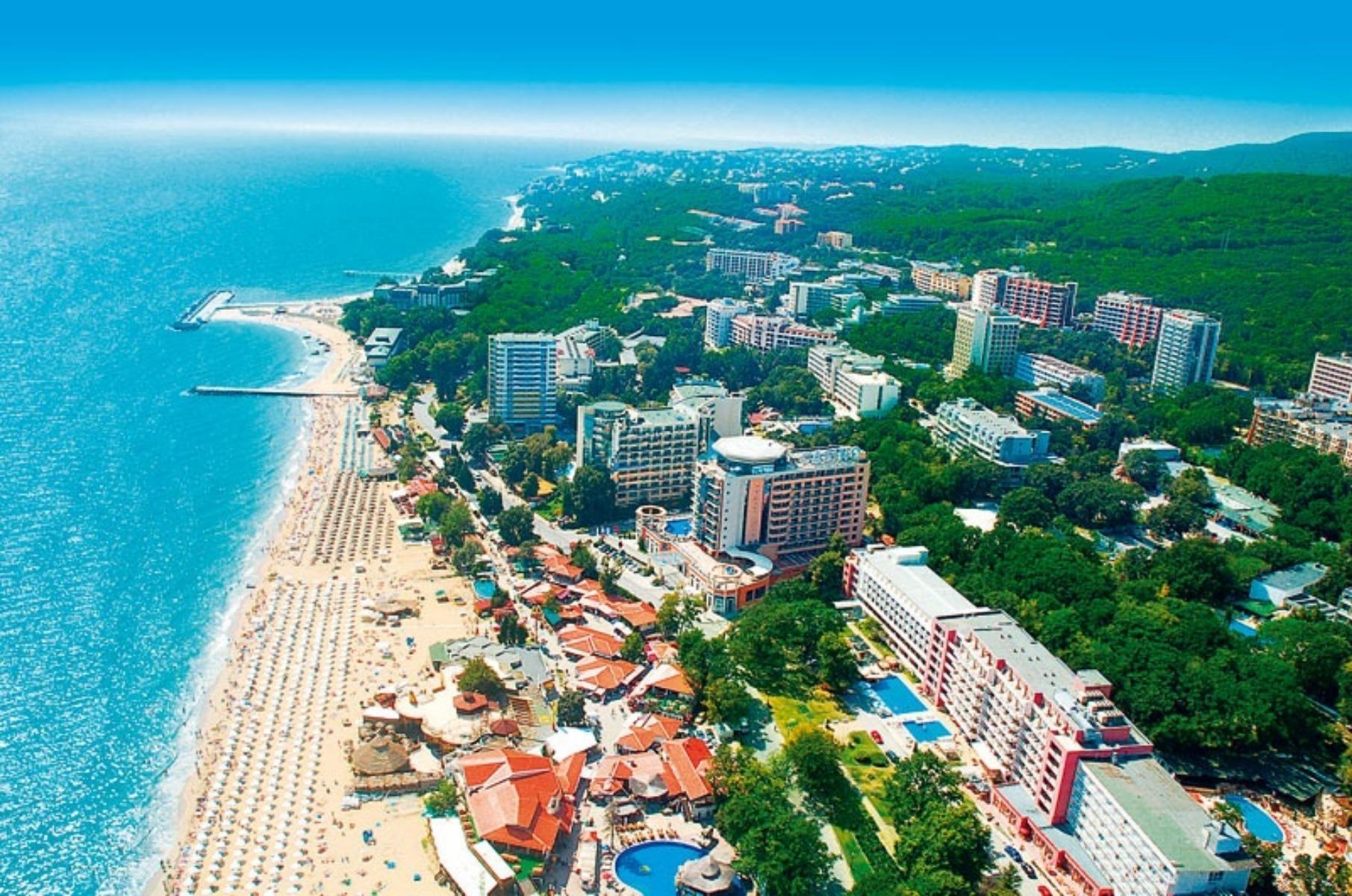 Golden Sands … Un paradiso bulgaro sul Mar Nero