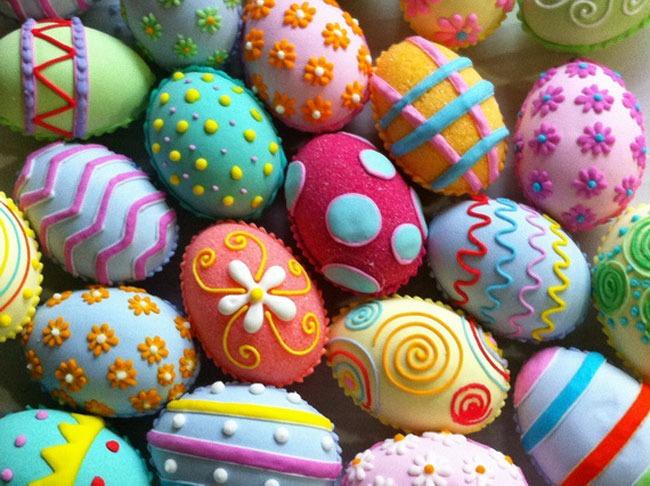 E ora… Caccia alle uova!!!