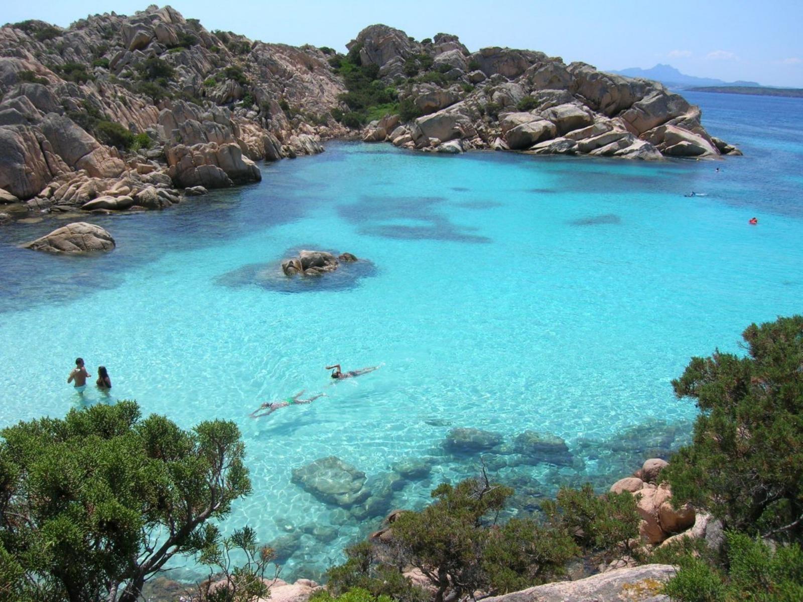 Arcipelago della Maddalena, incredibile bellezza!!!