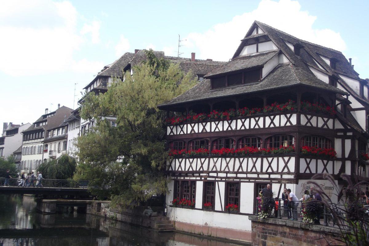 Strasburgo, città che incanta!!!