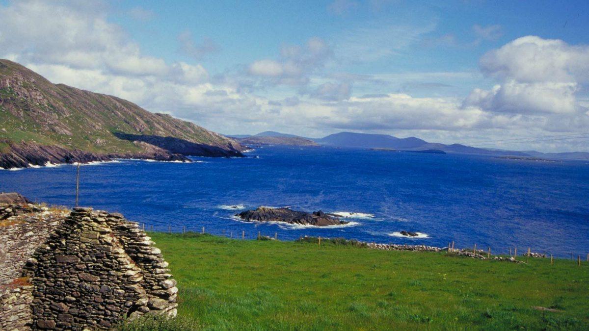La magnifica e verde Irlanda… Autore articolo