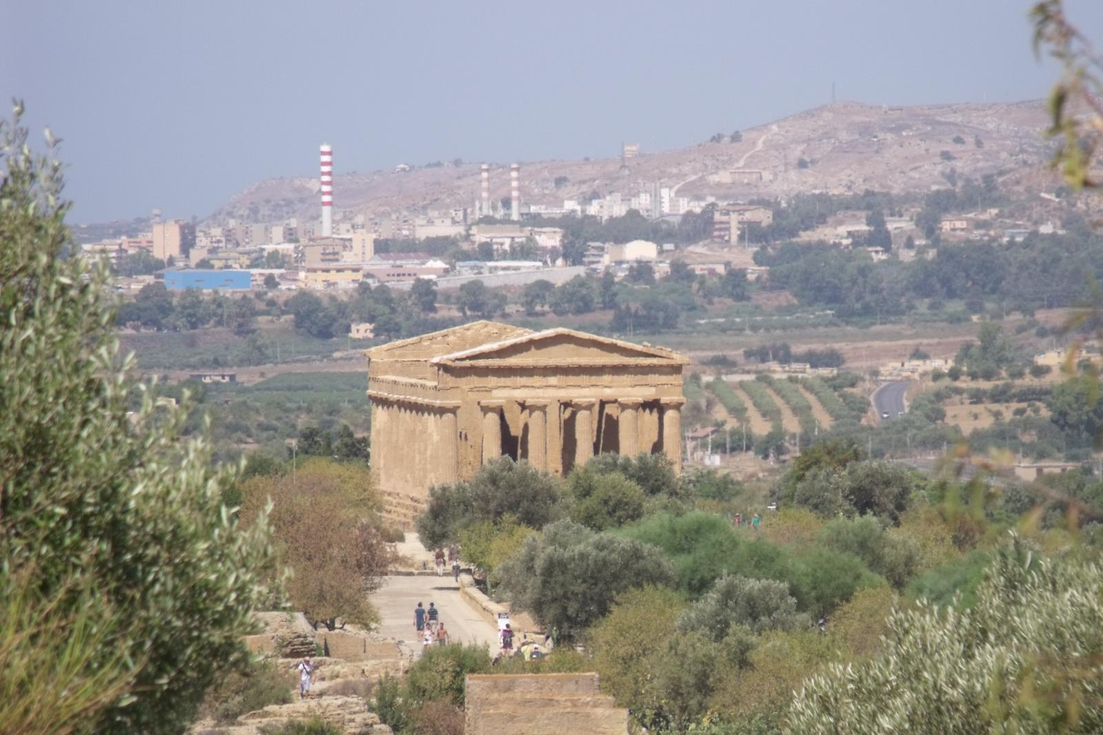 Agrigento e la Valle dei Templi