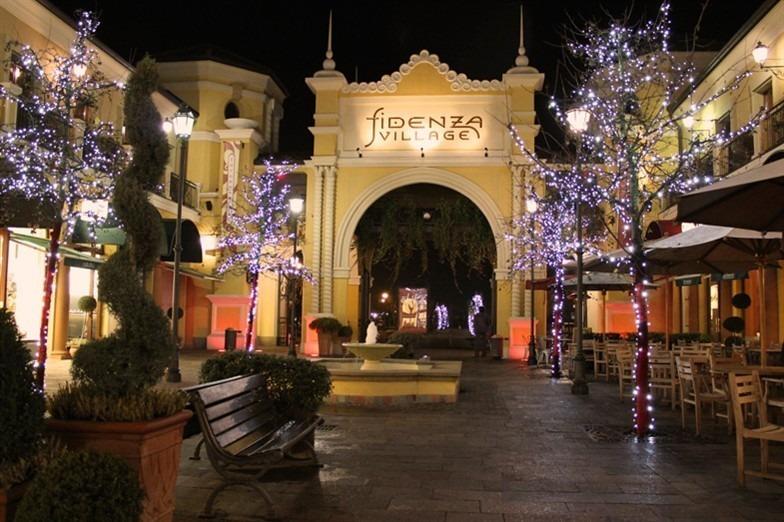 Shopping al Fidenza Outlet Village