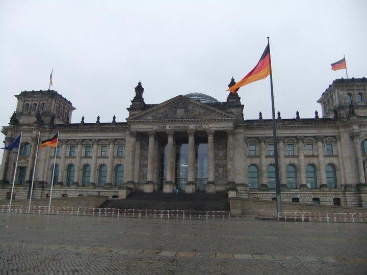 Una scintillante Berlino