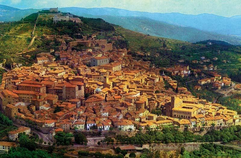 Arezzo e Cortona: una Toscana un po' diversa