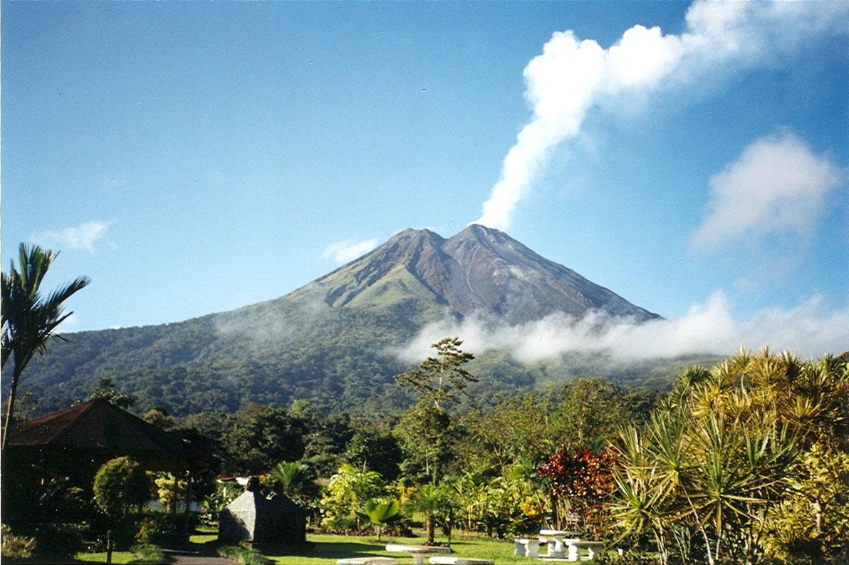 Costa Rica, una terra lussureggiante