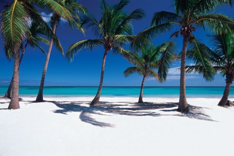 I colori della Repubblica Dominicana