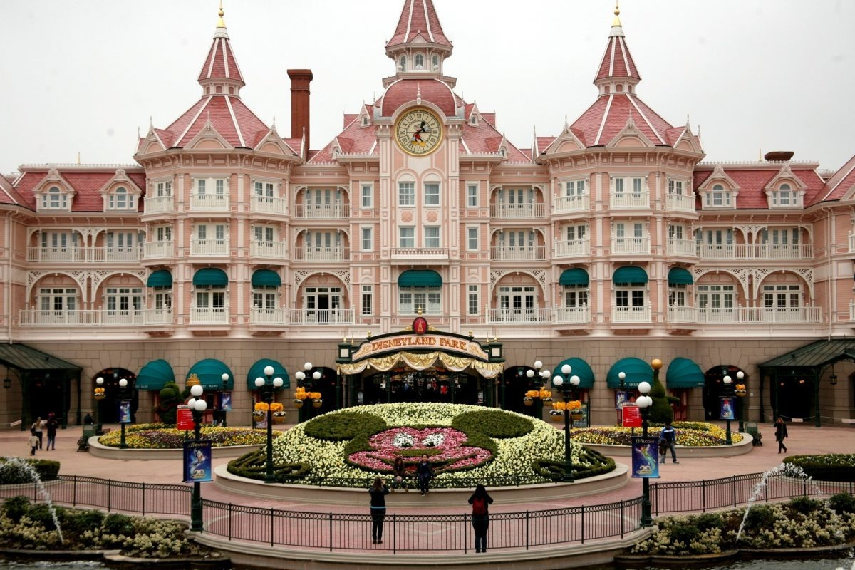 Divertimento a Disneyland Paris