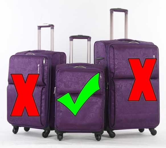 SOS bagaglio a mano