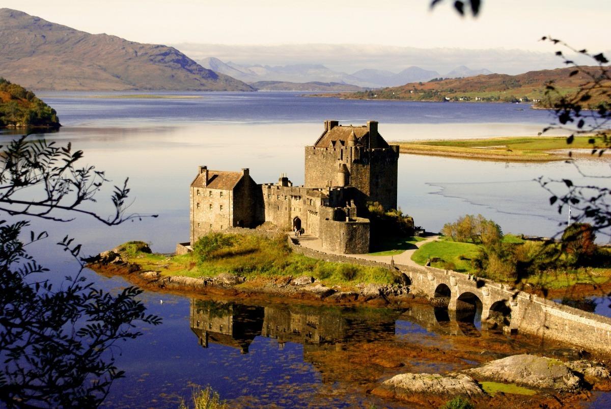Il bellissimo Eilean Donan Castle