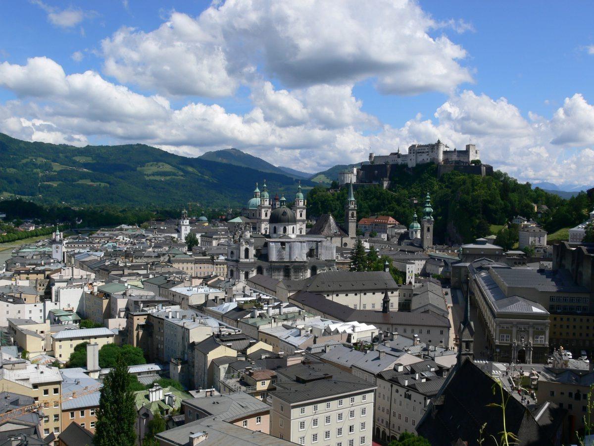Salisburgo e i suoi bellissimi dintorni